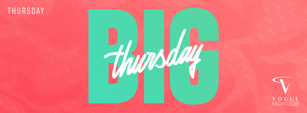 BIG THURSDAY RED